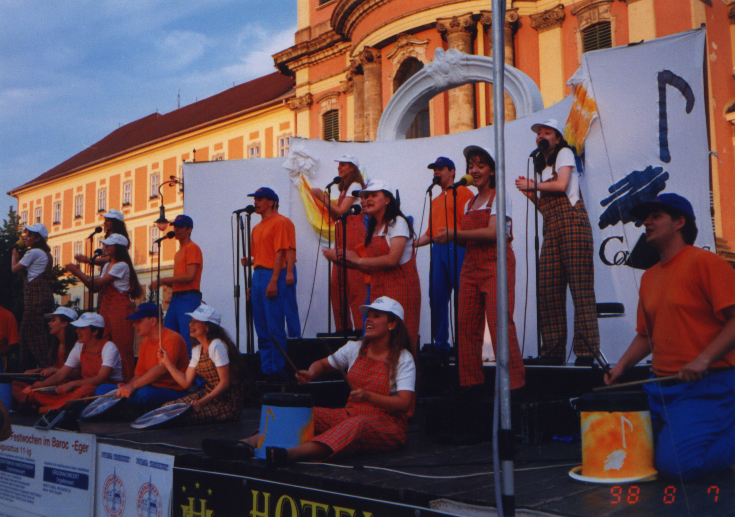 Give 'Em Hope 1998,  Eger, Hungary